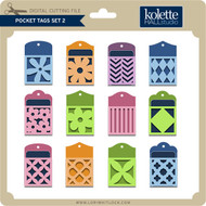 Pocket Tags Set 2