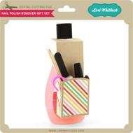 Nail Polish Remover Gift Set