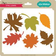 6 Fall Leaves 2