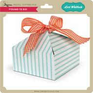 Pyramid Tie Box