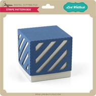 Stripe Pattern Box