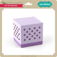 Dot Pattern Box