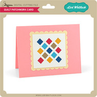 Quilt Patchwork Card