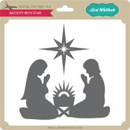 Nativity with Star