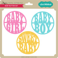 Baby Button Set