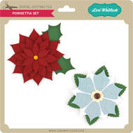 Poinsettia Set