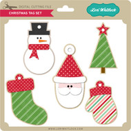 Christmas Tag Set