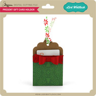 Present Pocket Gift Card Holder
