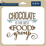 Chocolate Favorite Food Group