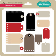 Office Tags Set