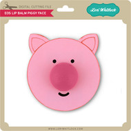 EOS Lip Balm Piggy Face