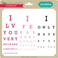 Eyechart Set Eyes For You