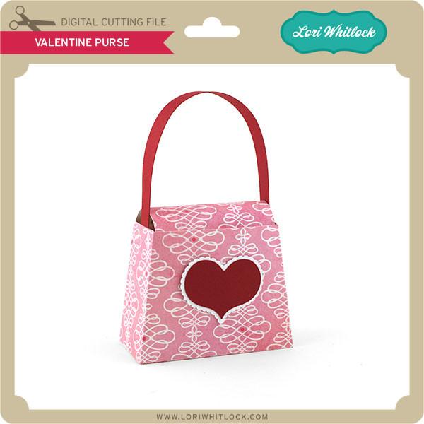1aaed295a3 Valentine Purse - Lori Whitlock's SVG Shop