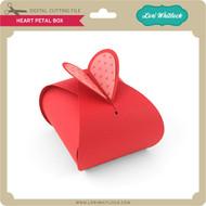 Heart Petal Box