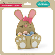 Belly Box Easter Bunny