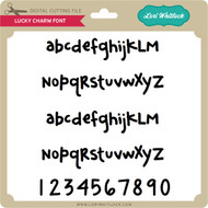 Lucky Charm Font