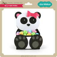 Belly Box Panda