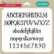 Sketchy Font