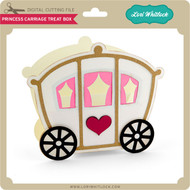Princess Carriage Treat Box