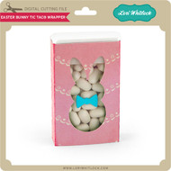 Easter Bunny Tic Tac Wrapper