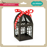 Ornate Birdcage 2