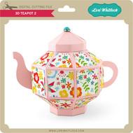 3D Teapot 2