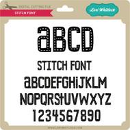 Stitch Font