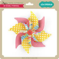 3D Double Pinwheel