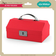 3D Red Toolbox