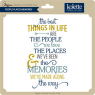 People Places Memories