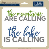 Mountains Lake Calling