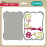 Floral Card Kit