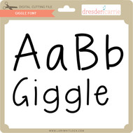Giggle Font