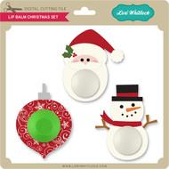 Lip Balm Christmas Set