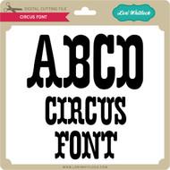 Circus Font