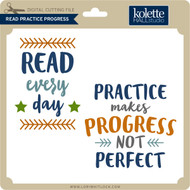 Read Practice Progress