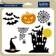 Big Halloween Set
