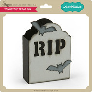 Tombstone Treat Box