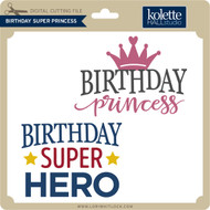 Birthday Super Princess