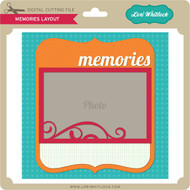Memories Layout
