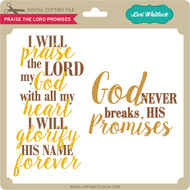 Praise The Lord Promises