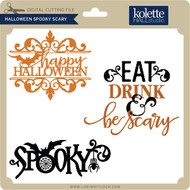 Halloween Spooky Scary