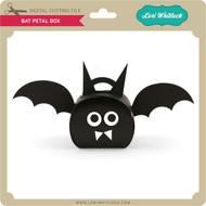 Bat Petal Box