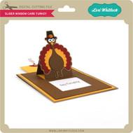 Slider Window Card Turkey