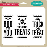 Toxic Treat Labels