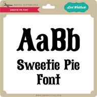 Sweetie Pie Font