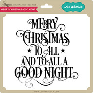 Merry Christmas Good Night