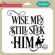 Wise Men Still Seek Him Swirls