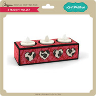 3 Tealight Holder