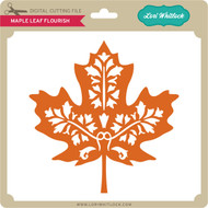 Maple Leaf Flourish